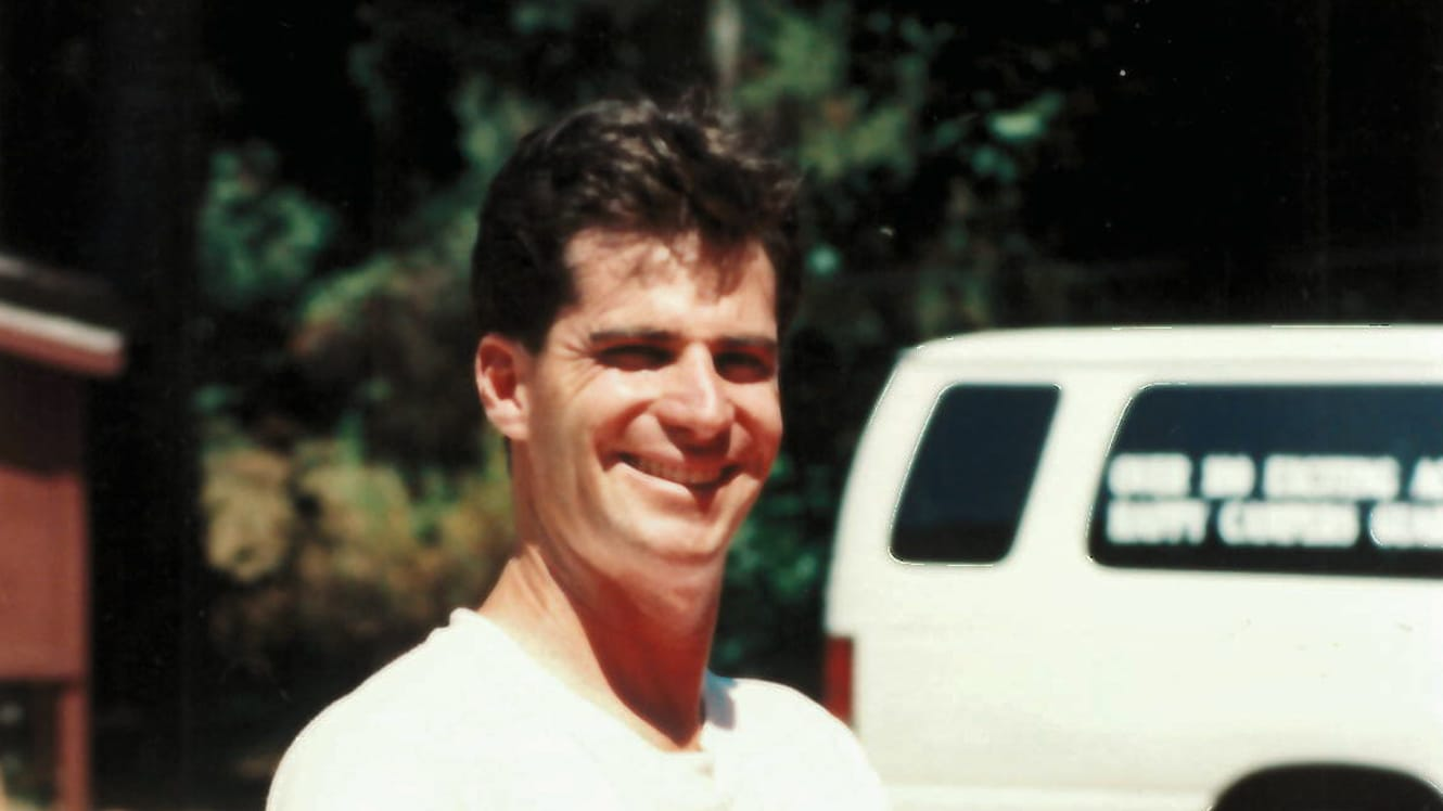 Old photo of Andy Wexler